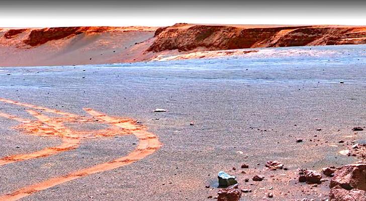 Une vidéo montre les paysages de Mars en 4K pour la toute première fois : les images sont à couper le souffle