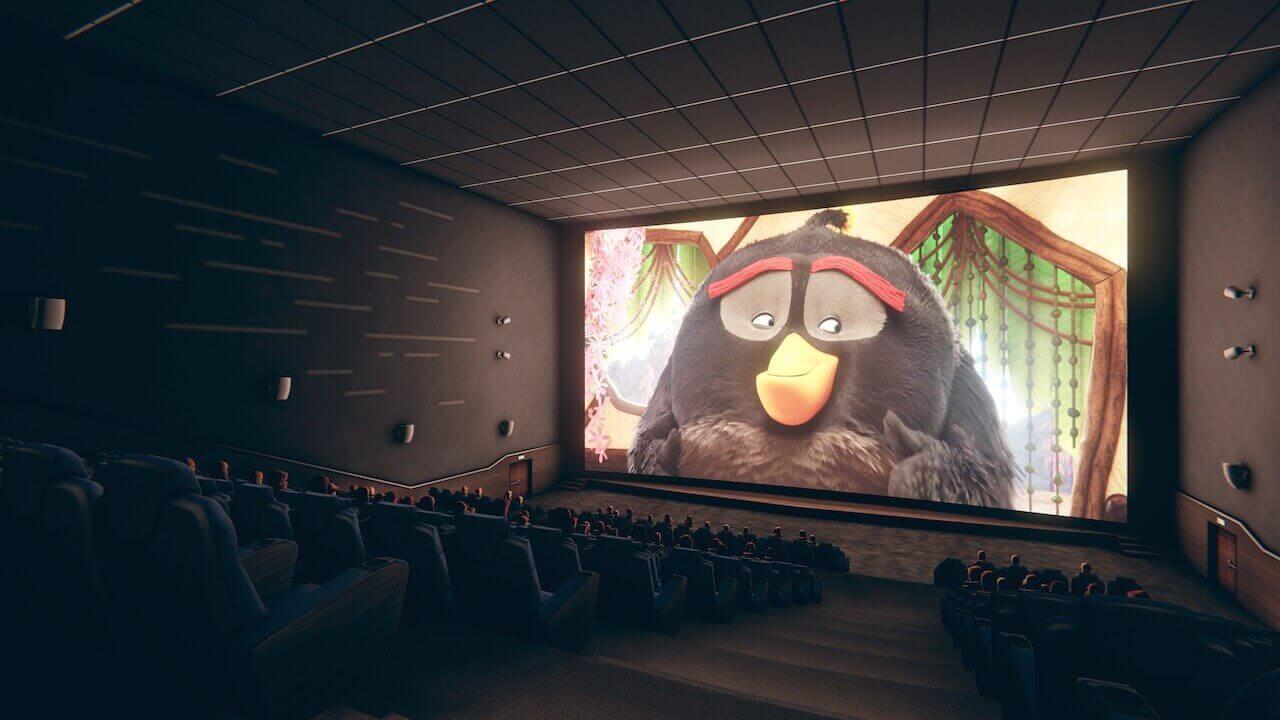 Voici CineVR, la salle de cinéma à la demande en réalité virtuelle !