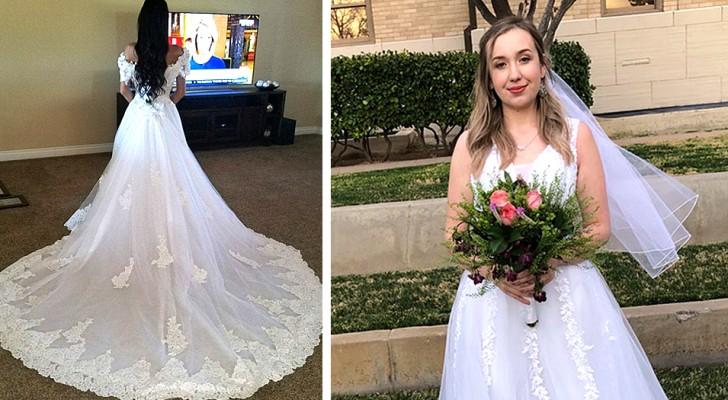 Mariages bon marché : 11 mariées qui ont acheté de merveilleuses robes sans dépenser une fortune