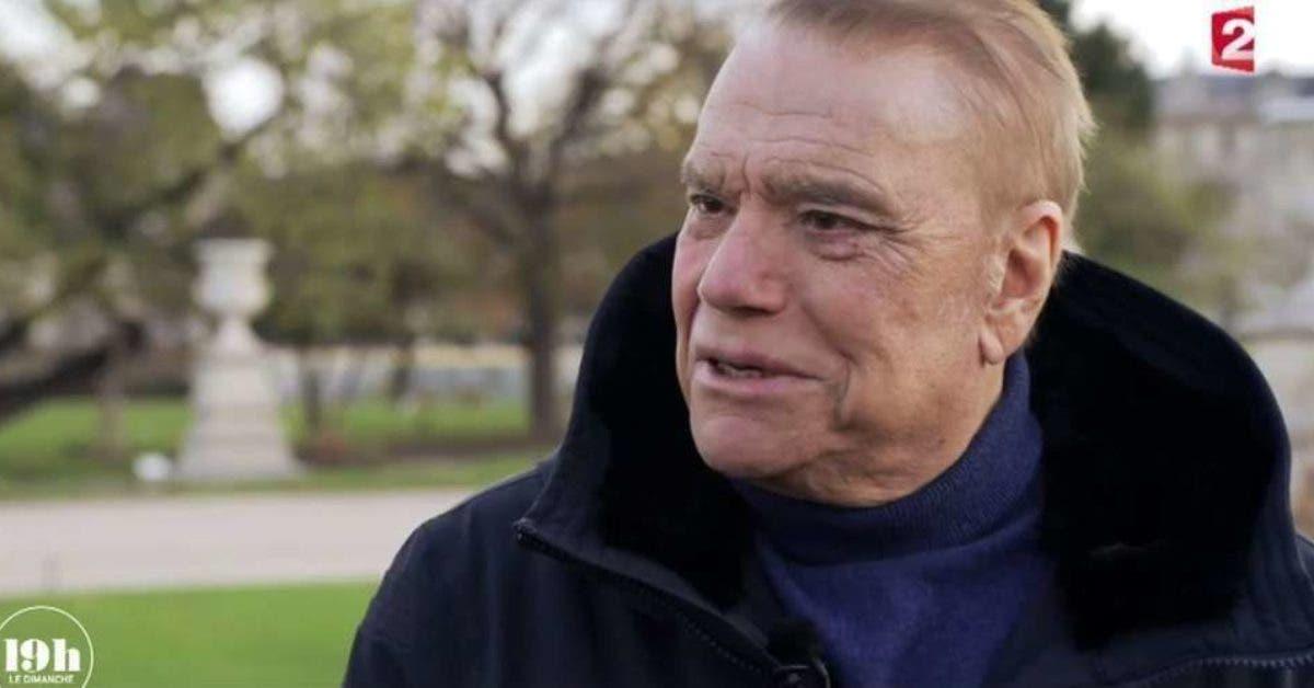 « Je suis dans un état végétatif » Bernard Tapie lutte contre le cancer