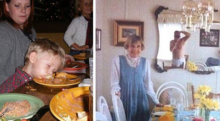 Ces personnes ont montré à tout le monde leurs photos de famille les plus drôles et les plus embarrassantes