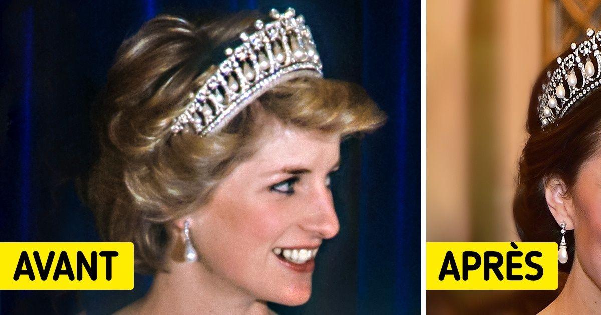 15 Bijoux que Lady Di a portés lors des moments les plus importants de sa vie (et où se trouvent-ils en ce moment)