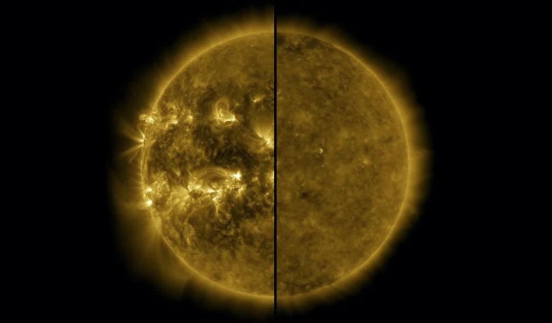 Nous sommes officiellement entrés dans un tout nouveau cycle solaire