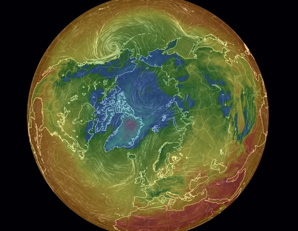 Un nouveau record de froid nord-hémisphérique a été validé par l'Organisation Météorologique Mondiale