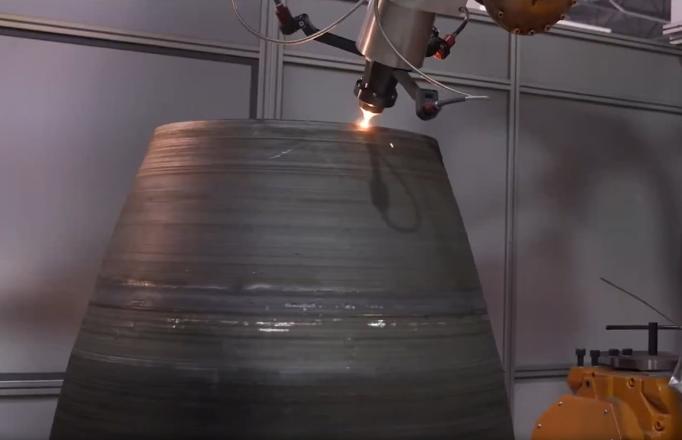 Impression 3D : comment la NASA veut-elle fabriquer le moteur des futures fusées ?