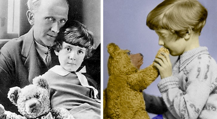 La triste histoire de Christopher Robin, le garçon qui a inspiré les aventures de Winnie l'Ourson