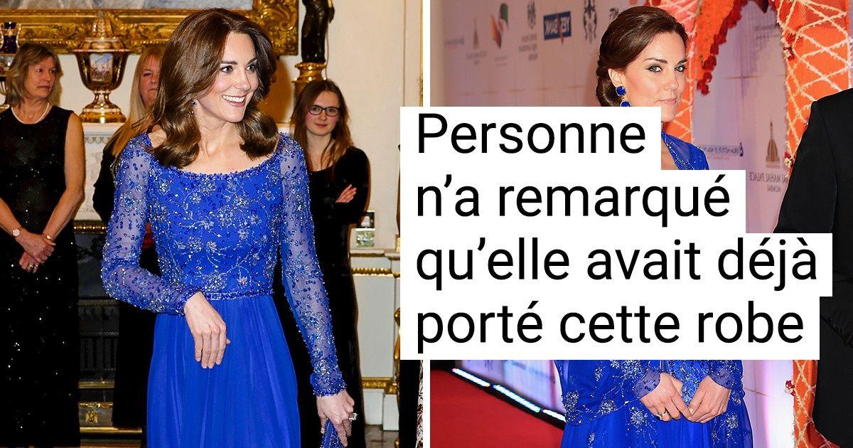 15+ Astuces de Kate Middleton pour porter plusieurs fois la même tenue sans que personne ne le remarque