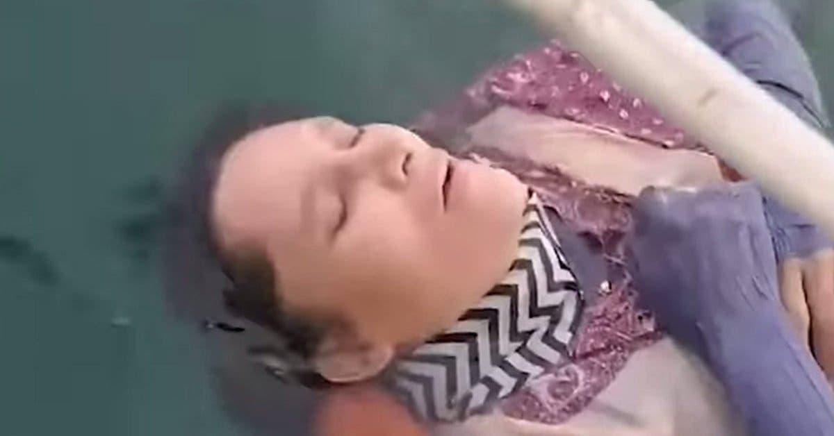 Une femme disparue il y'a deux ans a été découverte vivante en mer