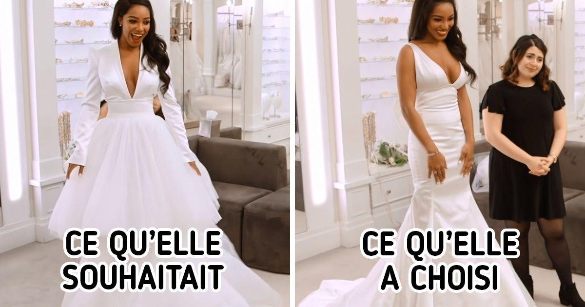 10 Erreurs à éviter lors du choix de ta robe de mariée