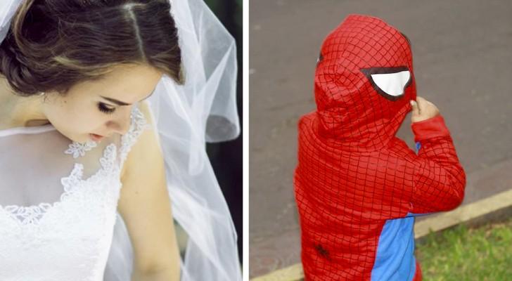 Une mariée cruelle ne veut pas que son neveu autiste se déguise en Spider-Man à son mariage