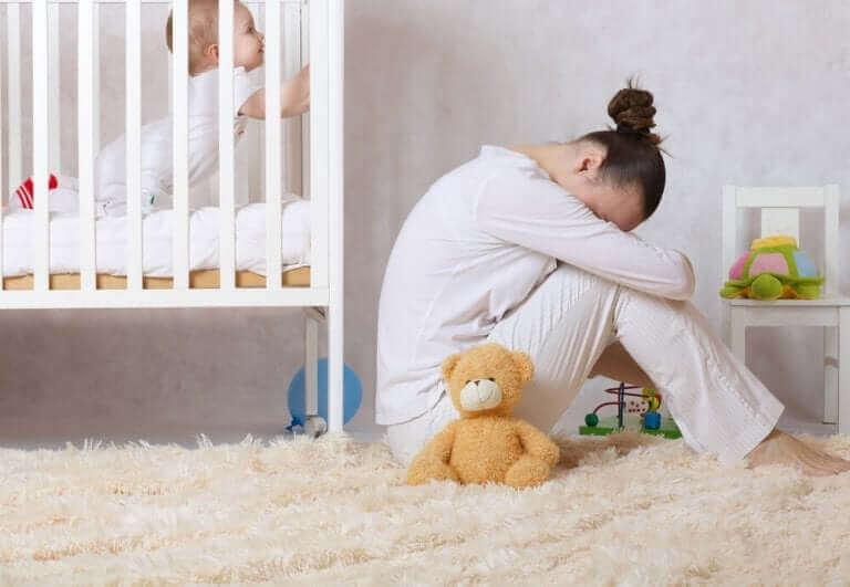 La dépression post-partum : ce que c'est et comment la traiter – Améliore ta Santé