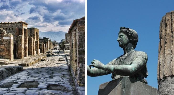 Une femme rapporte des objets qu'elle a volés à Pompéi : ils lui ont apporté une terrible malchance, affirme-t-elle