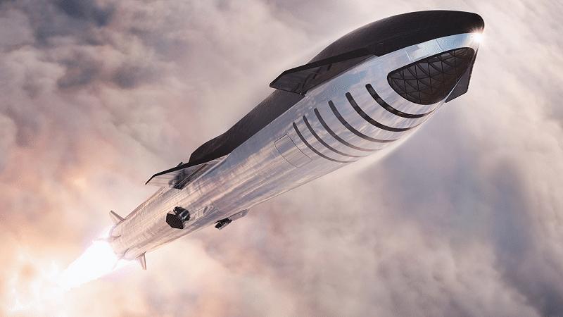 SpaceX transforme deux plates-formes pétrolières en rampes de lancement Starship