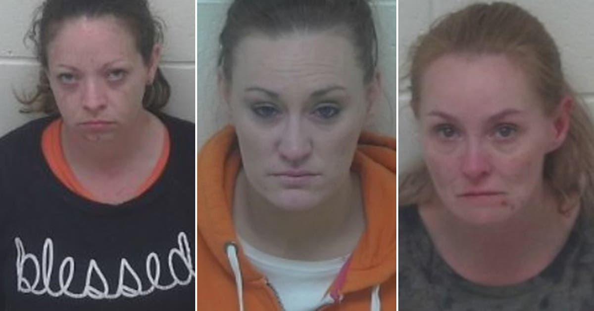Un trio de femmes sans coeur a emmené des enfants à la maison et laissé des pédophiles les violer pour de l'argent