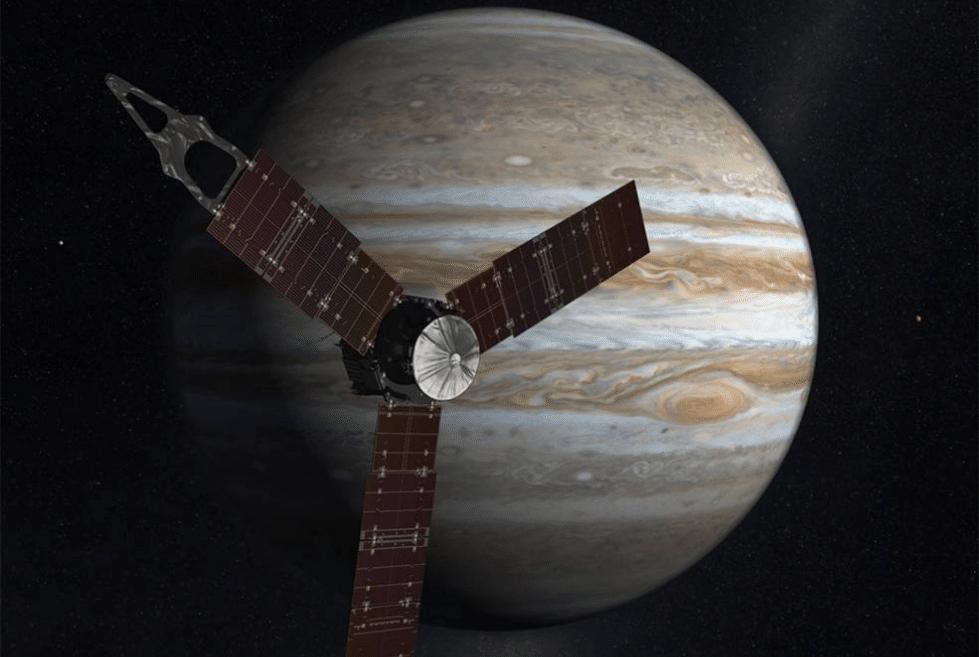 Les missions Juno et InSight prolongées par la NASA