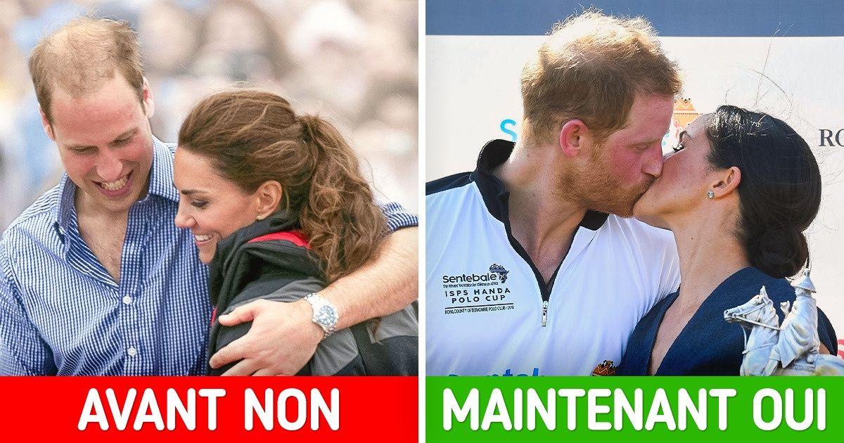10 Règles de la famille royale auxquelles Meghan Markle et le Prince Harry n'ont plus besoin d'obéir