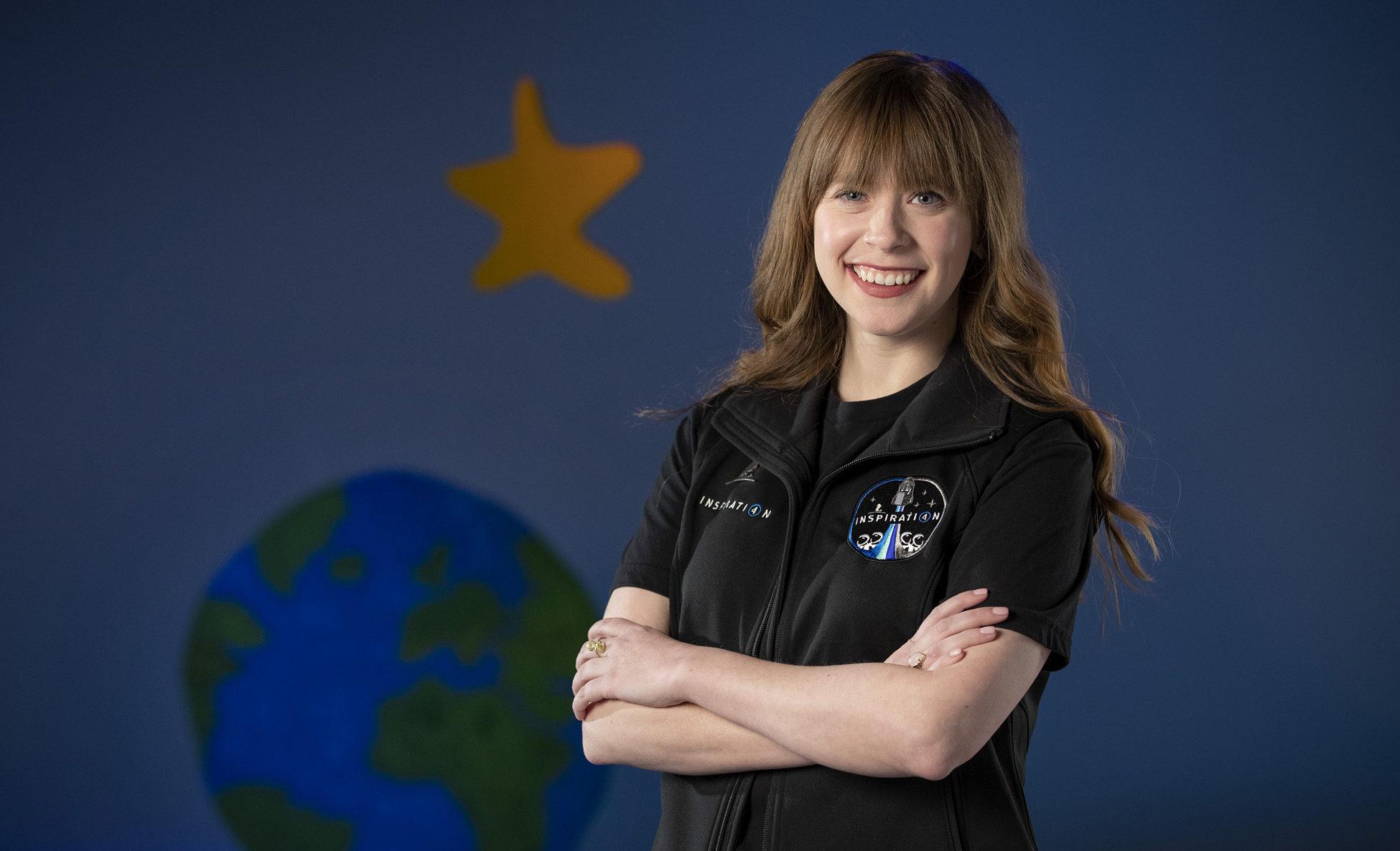 SpaceX : à 29 ans, elle sera l'une des plus jeunes à voler dans l'espace