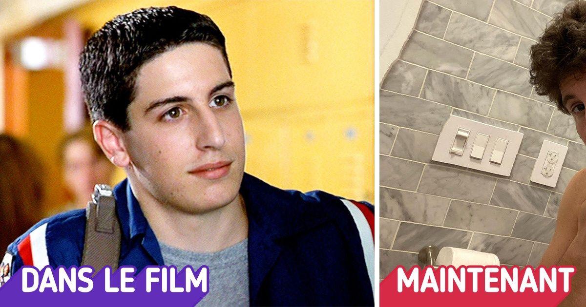 """22 Ans sont passés depuis la sortie du film """"American Pie"""", et voici à quoi ressemblent ses acteurs aujourd'hui (Nadia est toujours aussi séduisante)"""