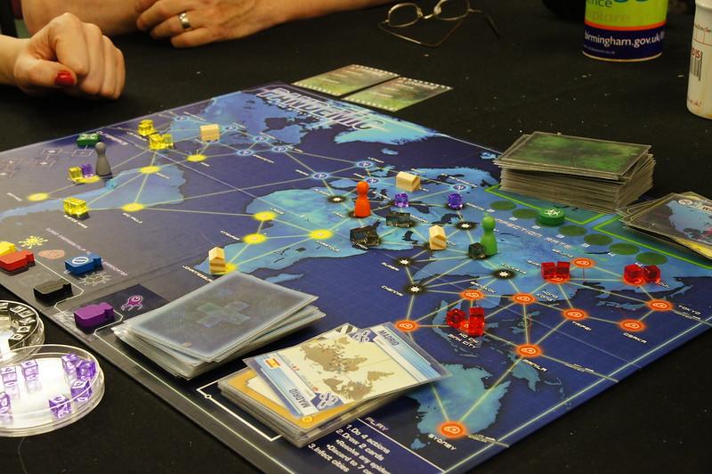 """Le créateur du jeu """"Pandemic"""" travaille sur une version ayant pour thème le changement climatique"""