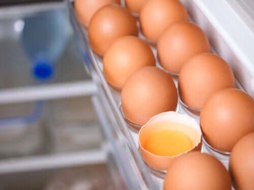 Faut-il conserver les oeufs dans le réfrigérateur ? – Améliore ta Santé