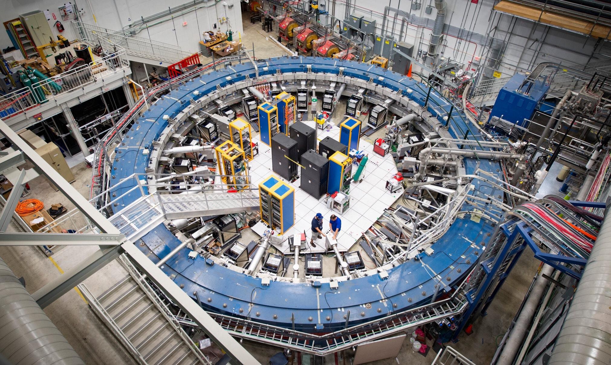 Cette particule qui semble désobéir aux lois connues de la physique