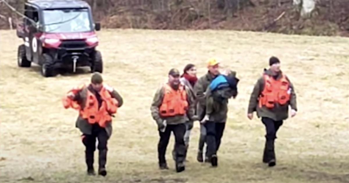 Un bambin de trois ans qui était porté disparu en forêt depuis trois jours est retrouvé vivant.