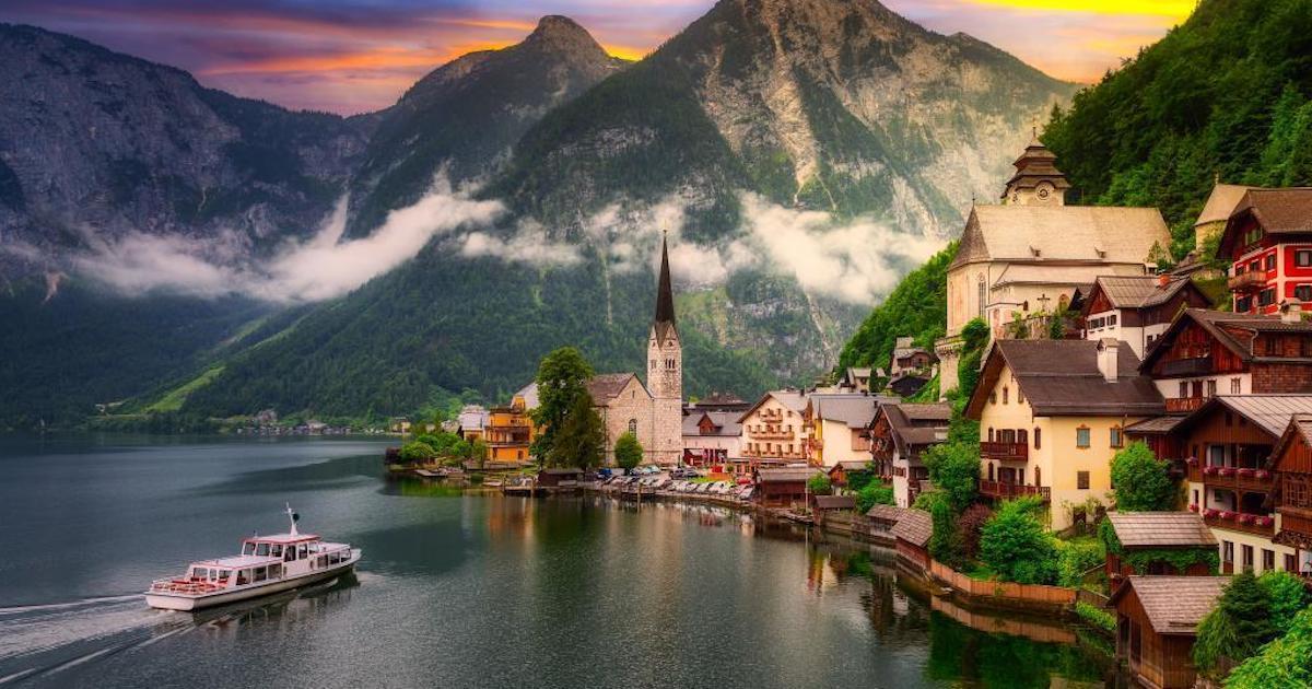 10 villes féériques à travers le monde