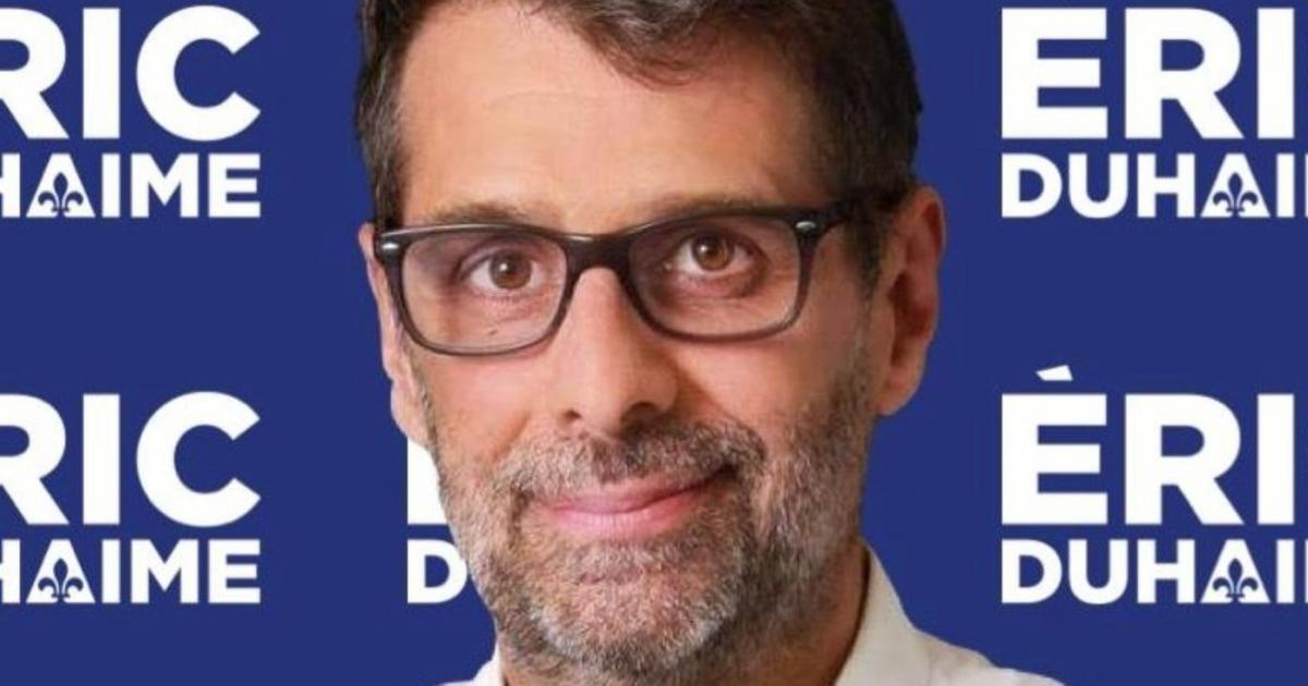 Éric Duhaime revient sur l'affaire du Méga Fitness Gym