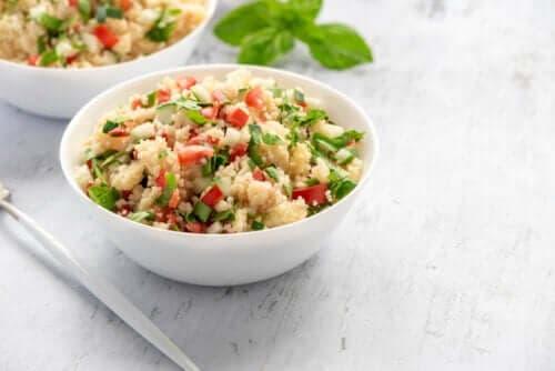 Recette de couscous aux légumes – Améliore ta Santé
