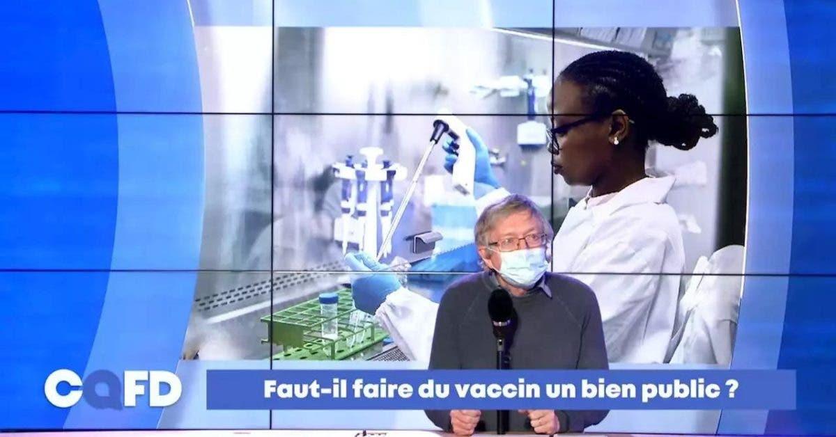 Vaccins contre le Covid « Ce n'est pas l'humain qui est une priorité, c'est l'argent »