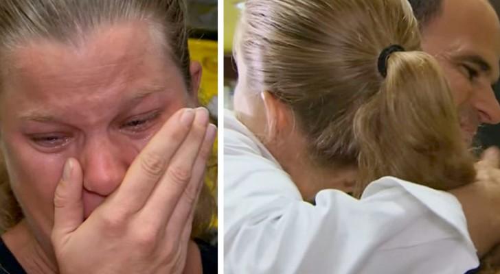 Une employée enceinte ne gagnait que 300 dollars par mois : son nouveau patron lui fait un chèque de 1 000 dollars