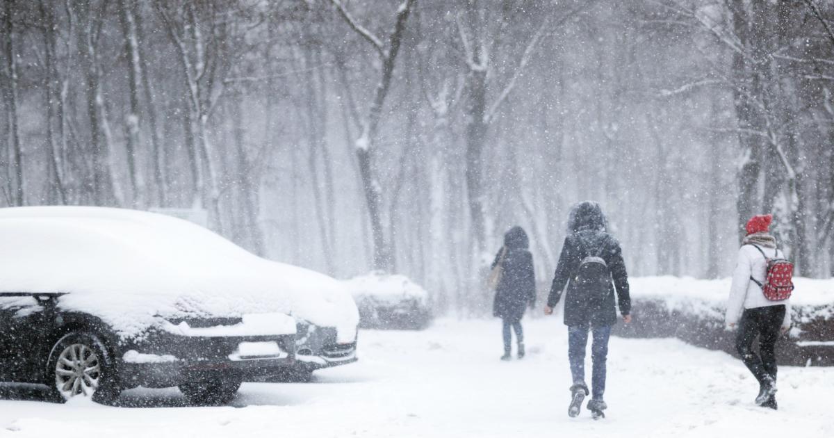 Beaucoup de pluie et même de la neige sur certains secteurs du Québec.