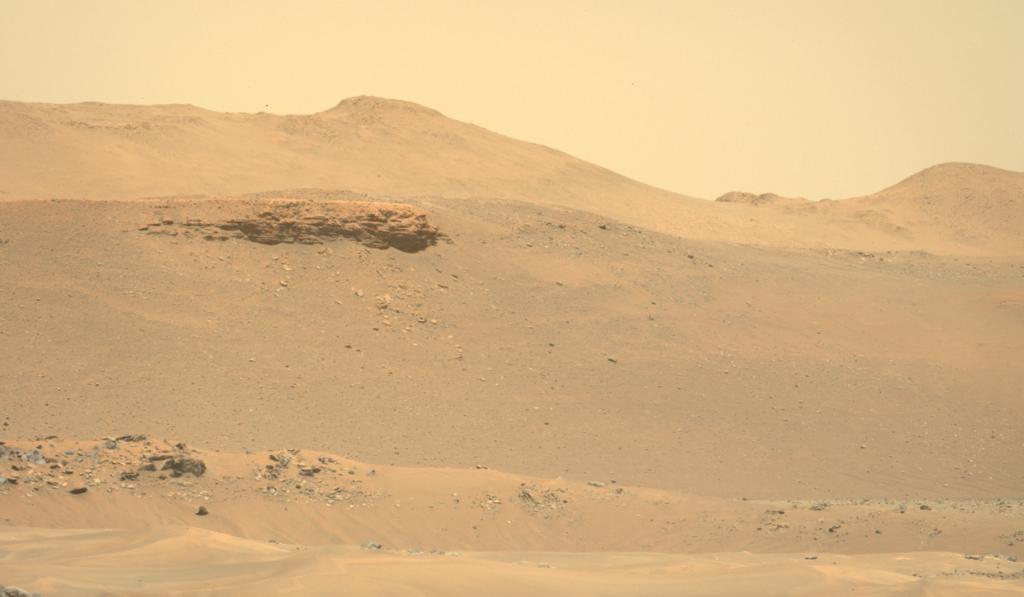 Sur Mars, Perseverance entame ses opérations scientifiques