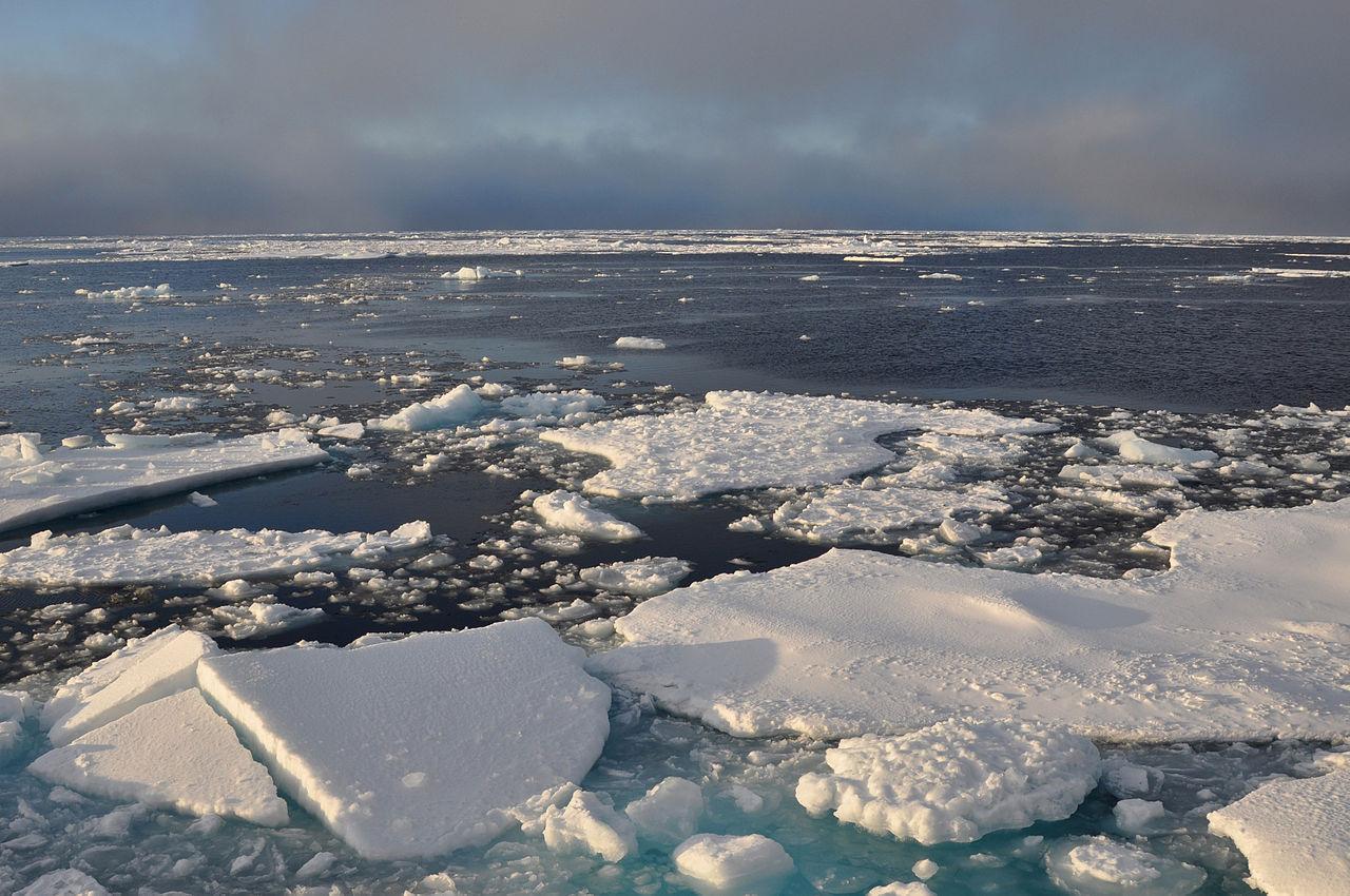 En Arctique, la période d'eaux libres s'allonge à un rythme inquiétant