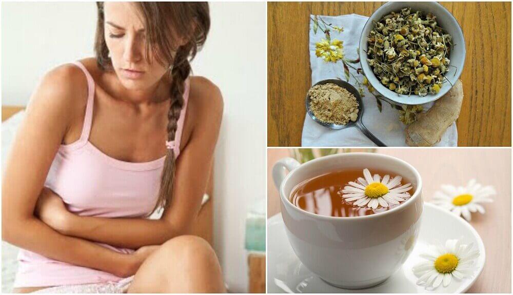 Traiter le syndrome de l'intestin irritable à l'aide d'une infusion au gingembre et à la camomille – Améliore ta Santé