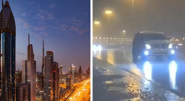 Dubaï 'crée' sa pluie artificielle : des drones luttent contre les températures élevées