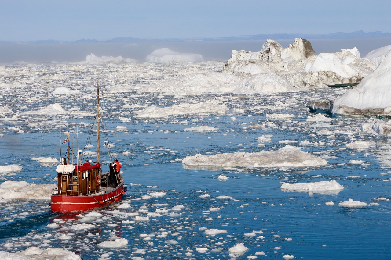 La géo-ingénierie solaire permettra-t-elle de contenir la fonte du Groenland ?