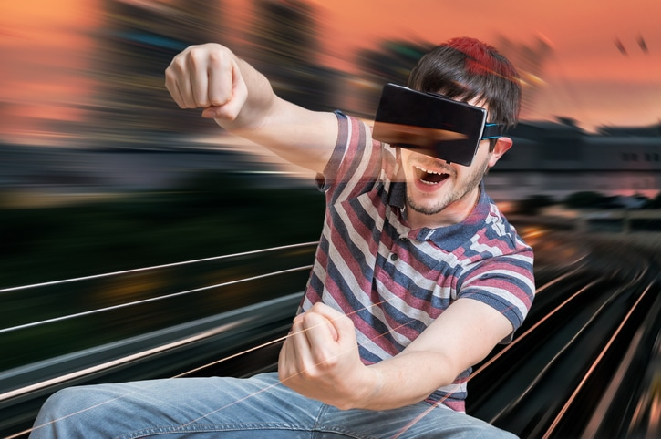 En 2025, la croissance de la VR sera plus importante que celle des autres médias !