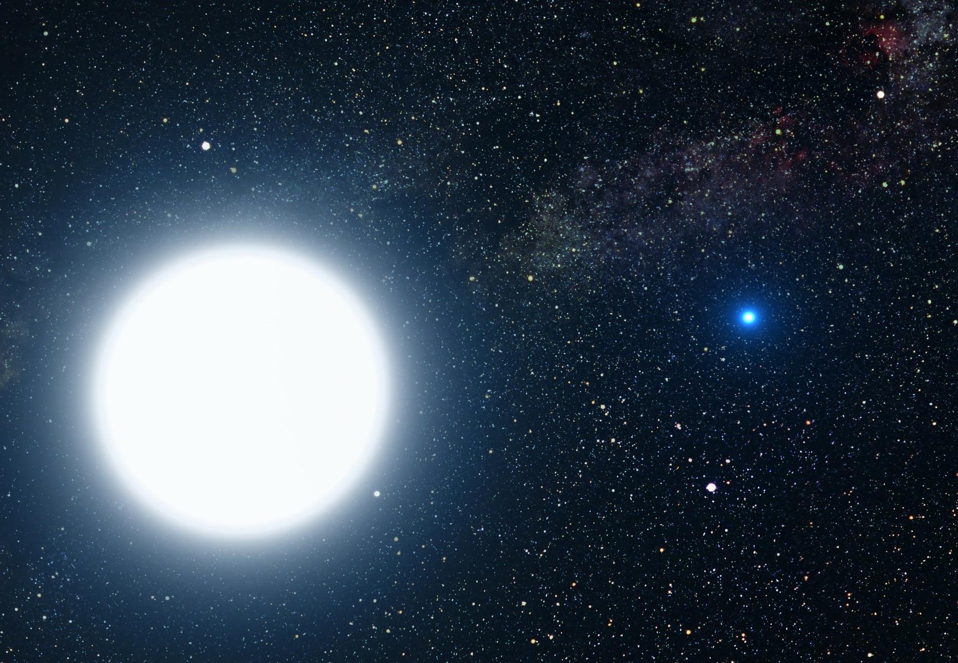 S'il y a de la vie autour d'une naine blanche, elle a évolué après la mort de l'étoile