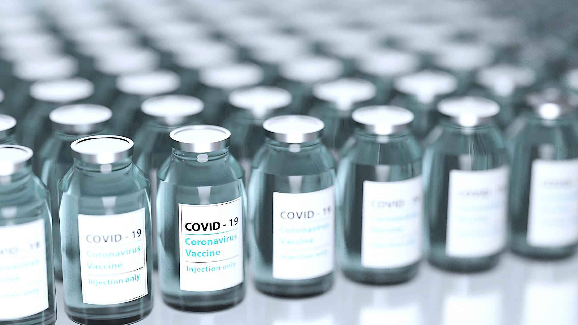 Covid-19 : des personnes vaccinées admises en réanimation