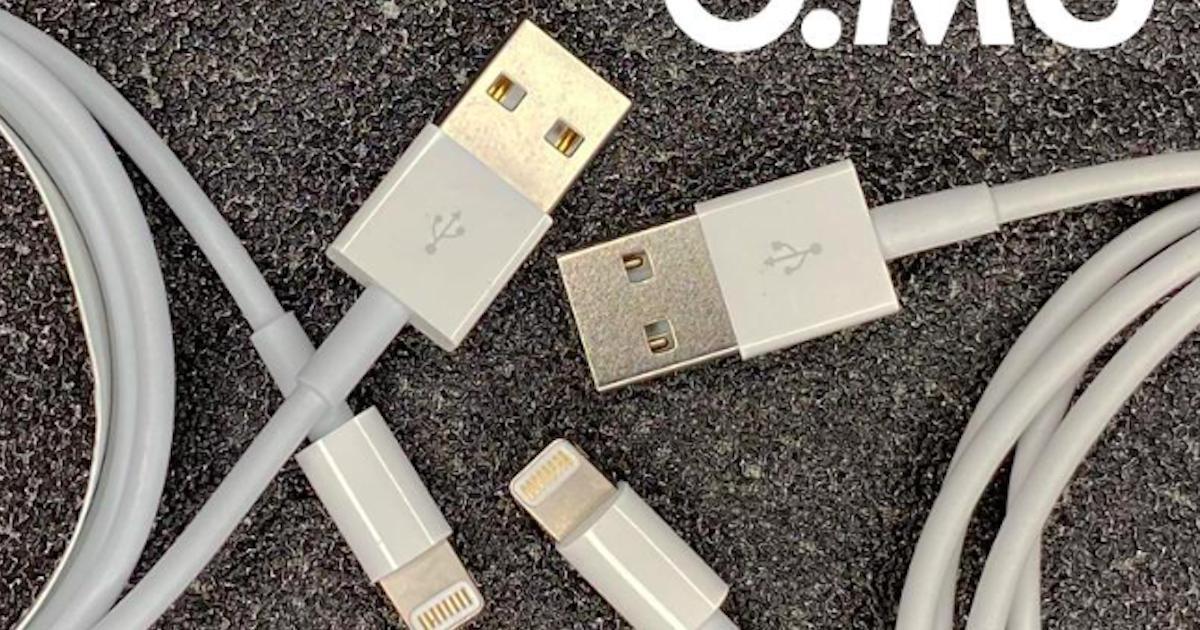 Ce câble de recharge peut voler vos données