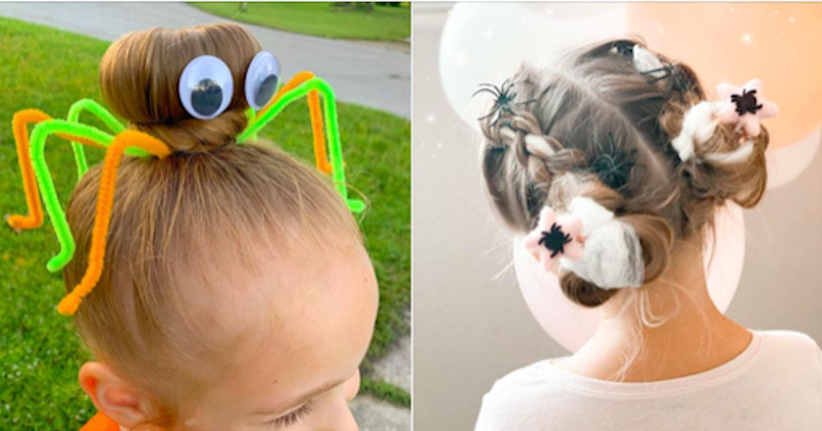Les 10 meilleures idées de coiffures d'Halloween pour Halloween