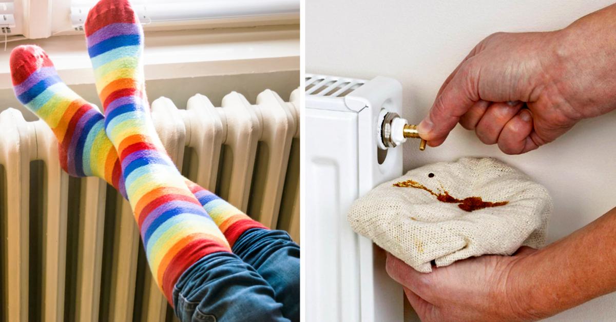 Purger vos radiateurs avant l'hiver pourrait vous aider à faire des économies : les trois étapes simples